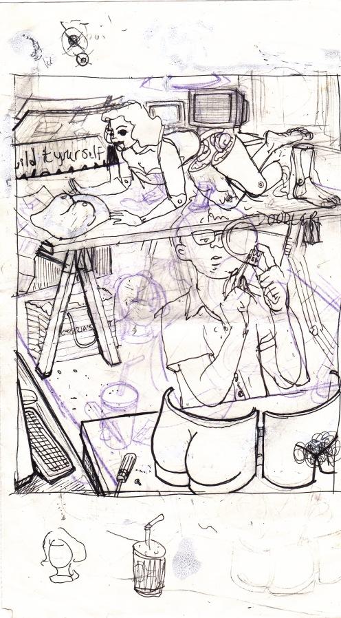 Do it yourself doodler friki bocetos solutioingenieria Choice Image