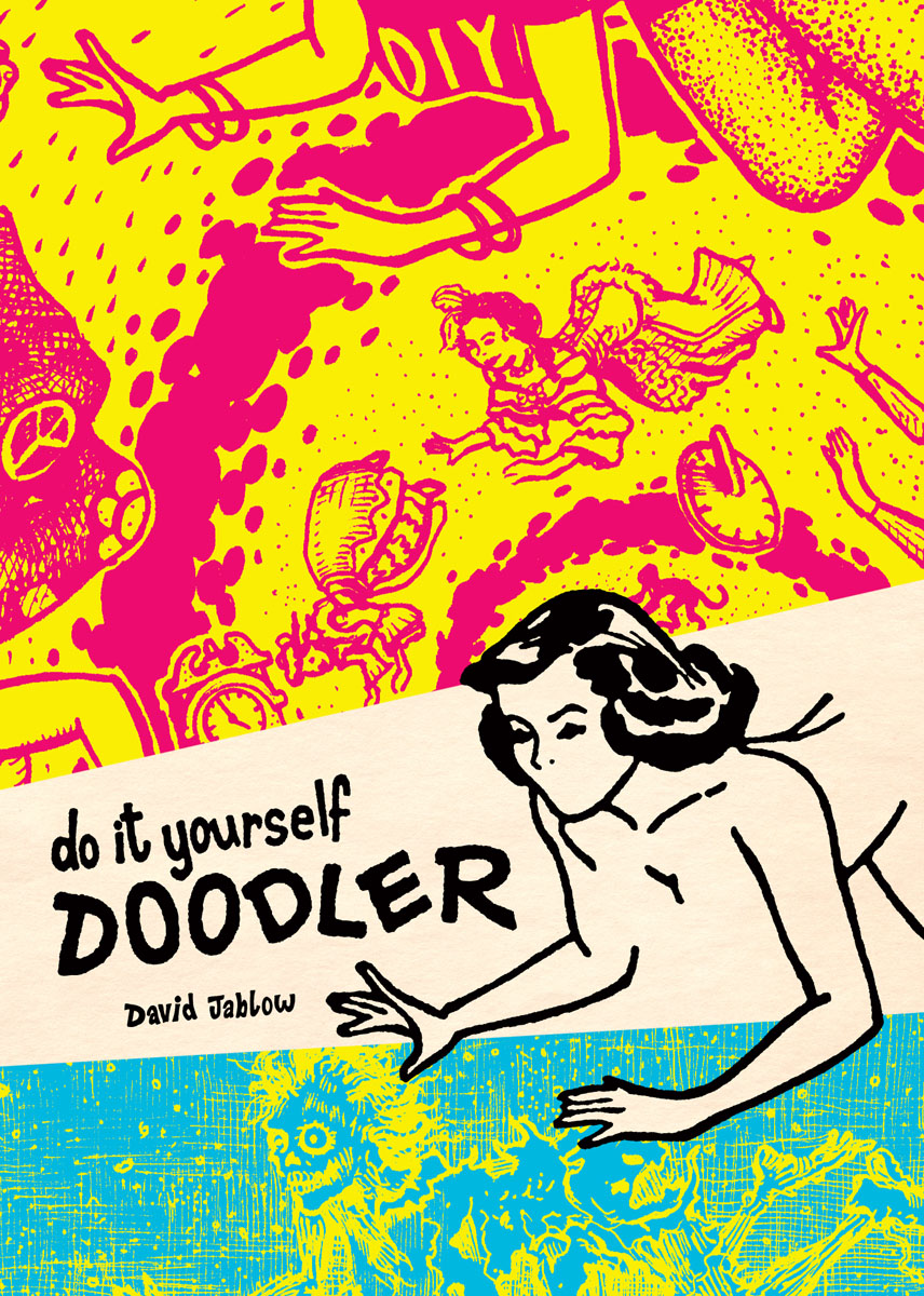 Do it yourself doodler books and prints are here doodle pad get a signed copy of the book collection here all 39 drawings from the 2010 series and some art never posted online only 7 plus shipping solutioingenieria Image collections