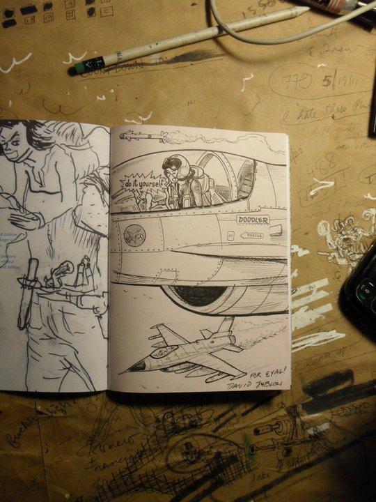Doodle pad art by david jablow solutioingenieria Choice Image