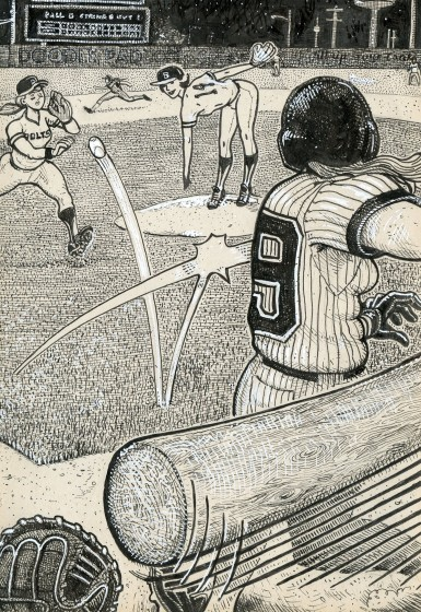 DP#9(Baseball)